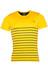 Triple2 TUUR t-shirt geel